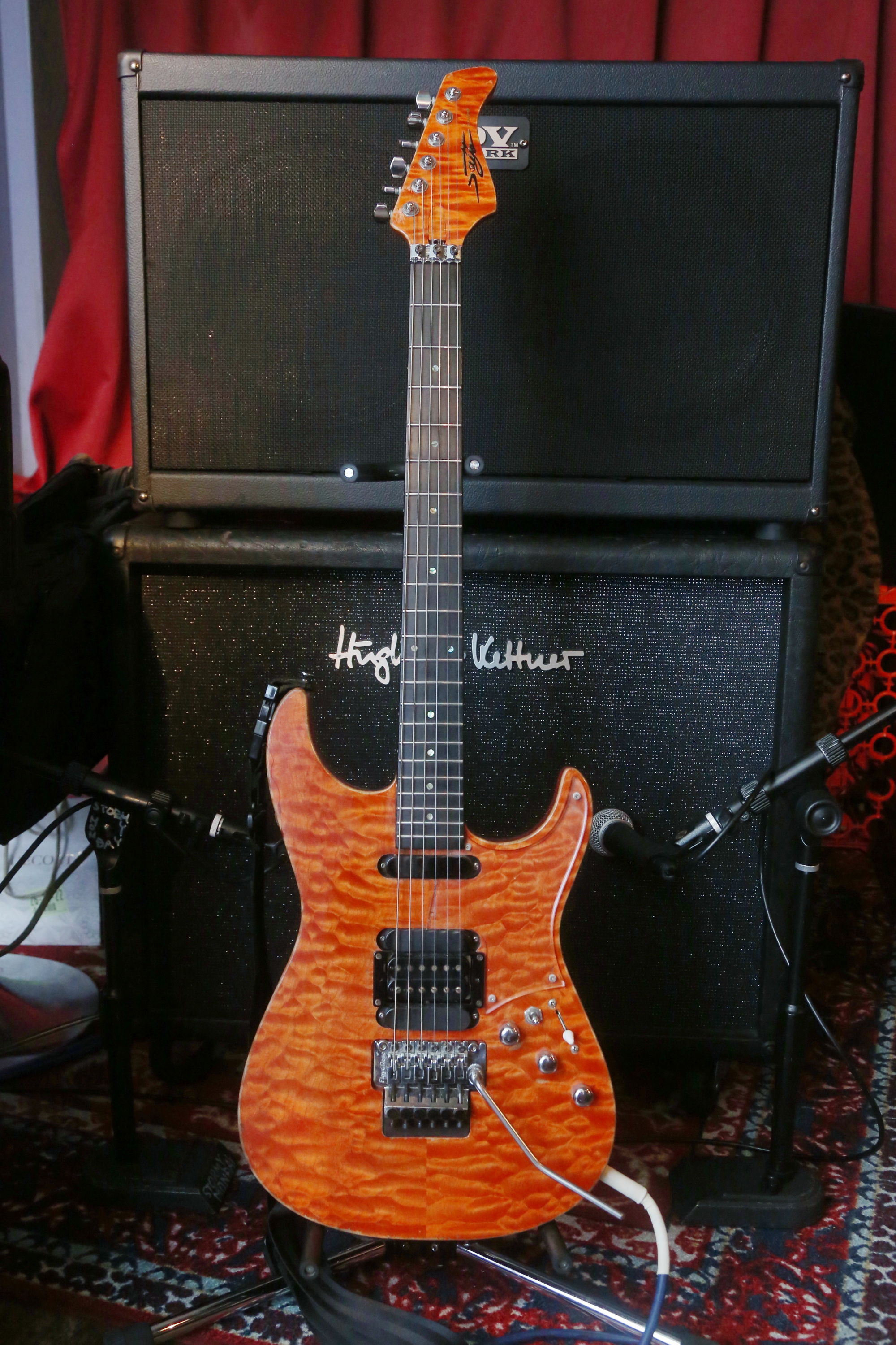 SAIJYO GUITARS SAW-12
